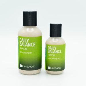 Daily Balance sampler